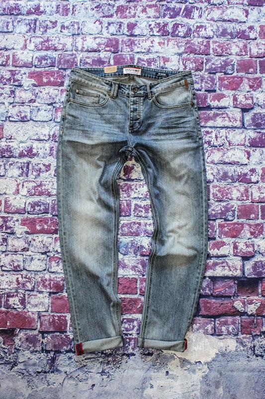 inmyhood abbigliamento urbano uomo fall winter maglia jeans
