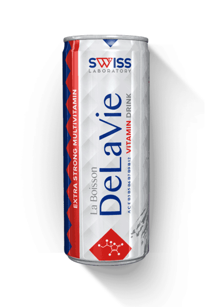 DeLaVie Swiss bevande vitaminiche delavie-classic
