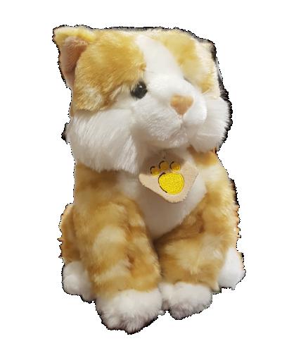 Plush & Company animali di peluche Birba gattino