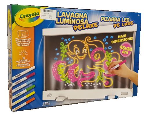 Crayola giochi creativi lavagna-luminosa