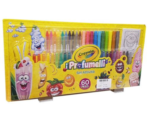Crayola giochi creativi profumelli-2