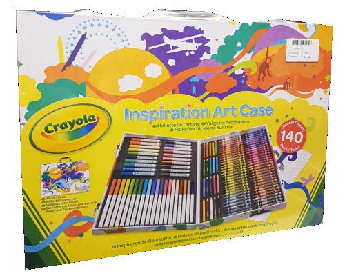Crayola giochi creativi valigetta-arcobaleno