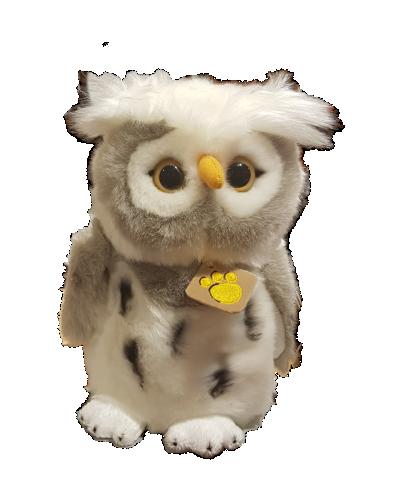 Plush & Company animali di peluche Gufetto delle nevi