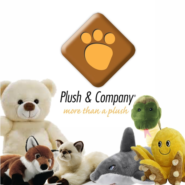 Plush & Company animali di peluche cover