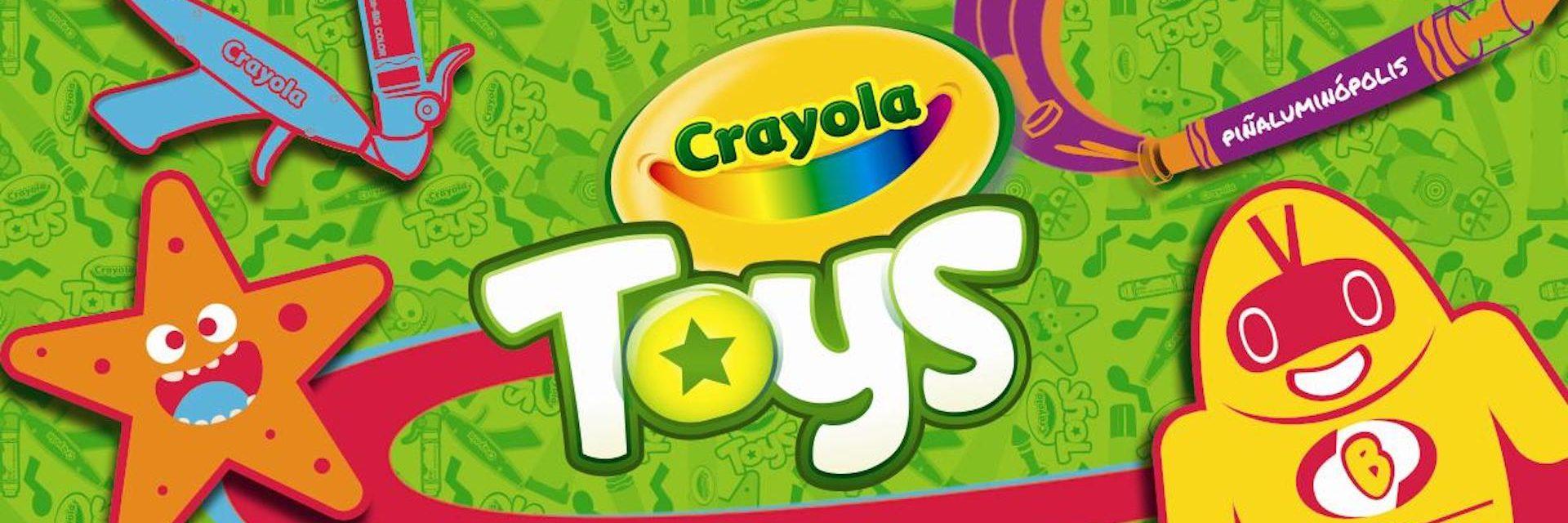 Crayola giochi creativi portadaweb
