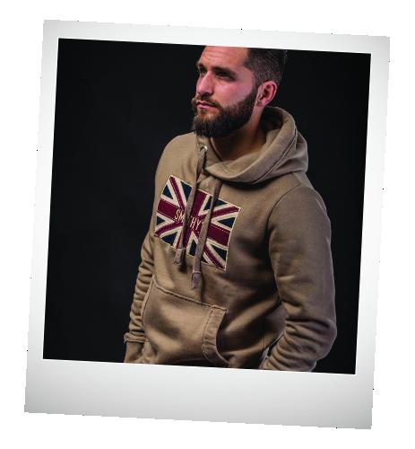 Smithy's England abbigliamento uomo felpa-england-cappuccio