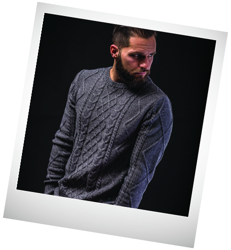 Smithy's England abbigliamento uomo maglia- dar-kgrey