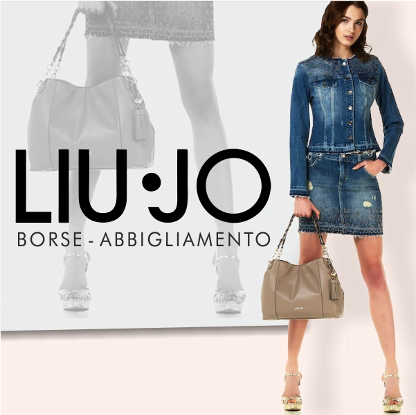 LIU-JO borse e abbigliamento Autunno-Inverno cover