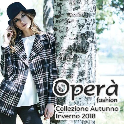 Operà Fashion Autunno-Inverno 2018 cover