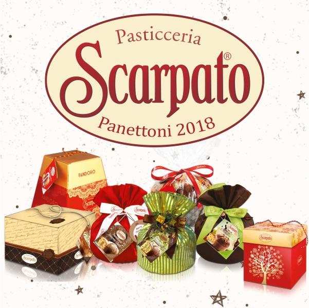 Scarpato pasticceria panettoni 2018 cover