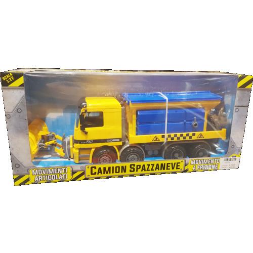 Giocattoli di Natale camion-modello-frizione