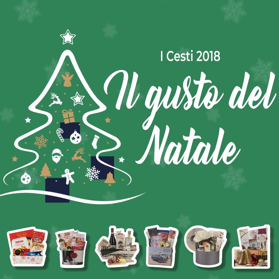 Cesti di Natale 2018 cover