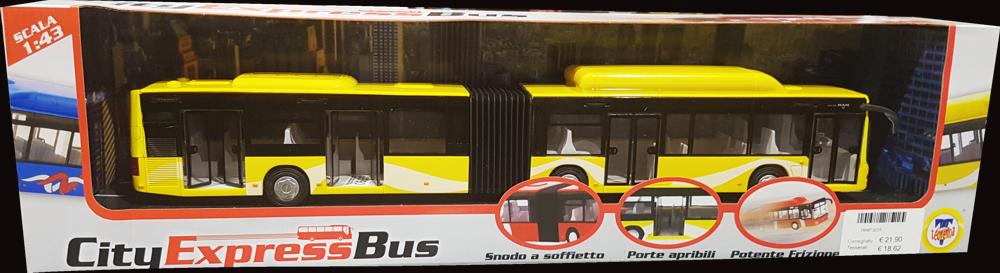 Giocattoli di Natale cavallo-acity-express-bus-modello