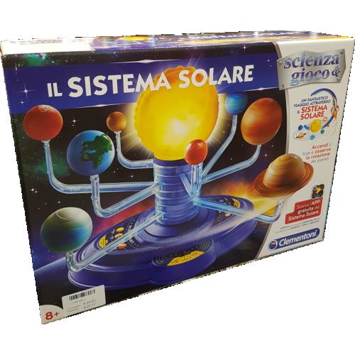 Giocattoli di Natale clementoni-sistema-solare