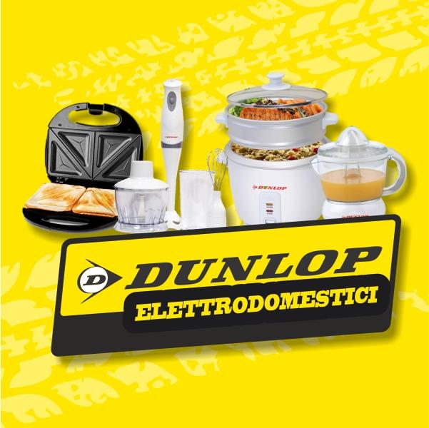 Dunlop piccoli elettrodomestici cover