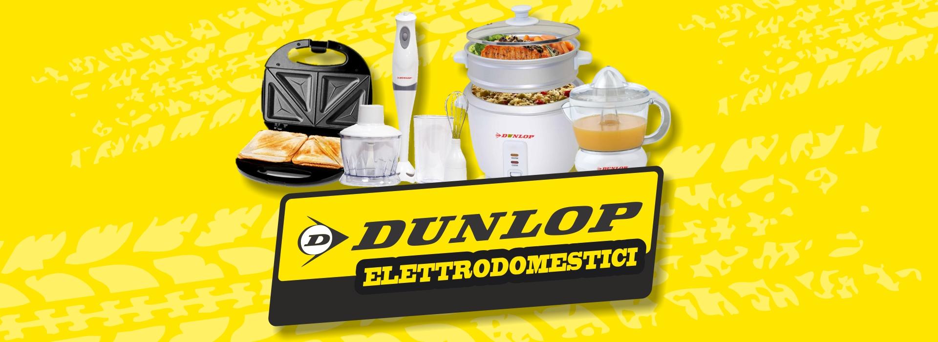 Dunlop piccoli elettrodomestici