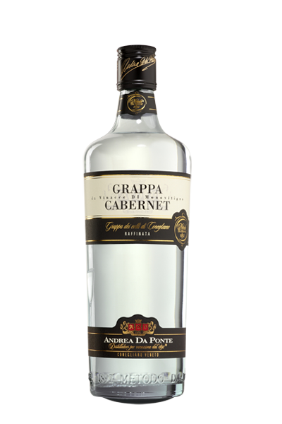Da Ponte grappe e distillati grappa-cabernet