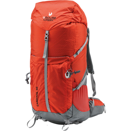 Grouse Creek, calzature e abbigliamento per l'outdoor cardinal60-zaino