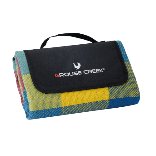 Grouse Creek, calzature e abbigliamento per l'outdoor trek-plaid