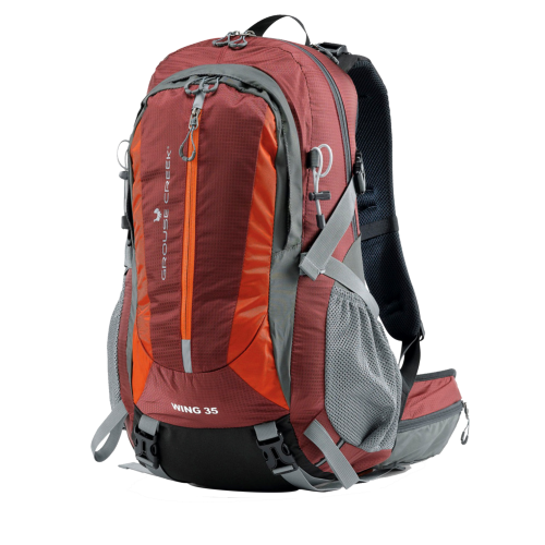 Grouse Creek, calzature e abbigliamento per l'outdoor wing35-zaino