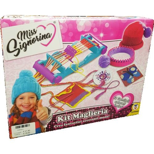 Giocattoli di Natale kit-maglieria
