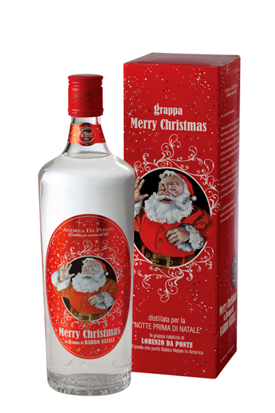 Da Ponte grappe e distillati merry-christmas