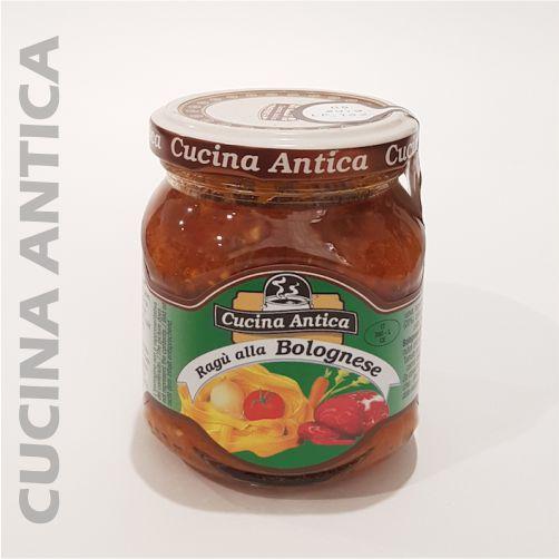 Cucina Antica specialità alimentari ragu-bolognese