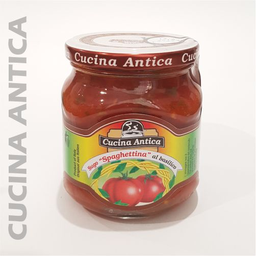 Cucina Antica specialità alimentari-sugo-spaghettina
