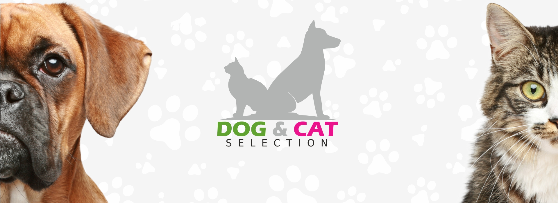 Dog and Cat selection prodotti per animali