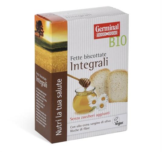 Germinal Bio prodotti biologici fette-biscottate-integrali