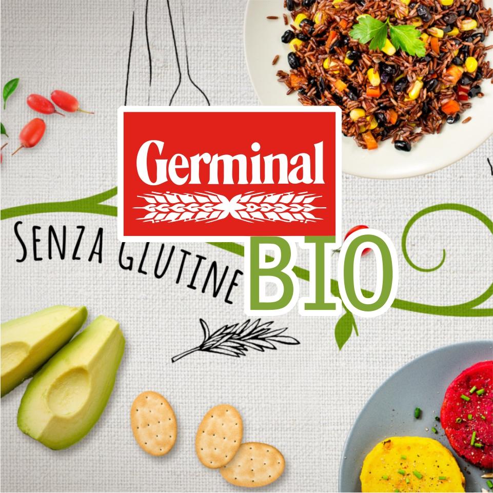 Germinal Bio prodotti biologici mob