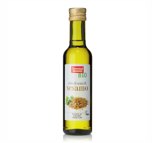 Germinal Bio prodotti biologici olio-di-semi-di-sesamo