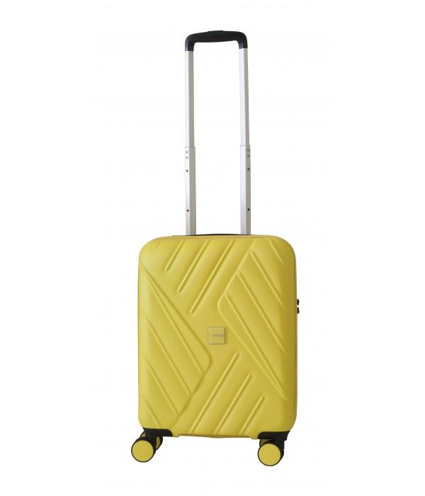 Ravizzoni trolley per viaggiare meglio Mojito Trolley Misura cabina 55x37x20 GIALLO - Mojito - CABINA VOLI LOW-COST