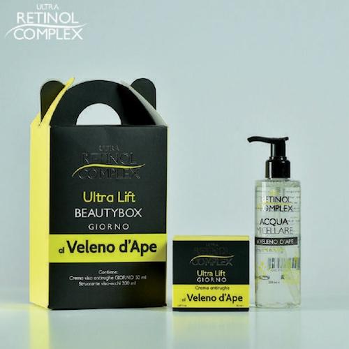 Retinol Complex prodotti di bellezza-box-veleno-ape