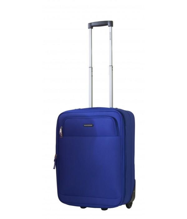 Ravizzoni trolley per viaggiare meglio Spritz Trolley Misura da cabina Ryanair e Easyjet 55x40x20 BLU