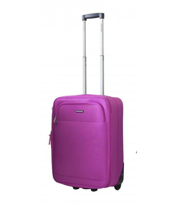 Ravizzoni trolley per viaggiare meglio Spritz Trolley Misura da cabina Ryanair e Easyjet 55x40x20 FUCSIA