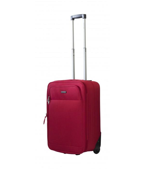 Ravizzoni trolley per viaggiare meglio Spritz Trolley Misura da cabina Ryanair e Easyjet 55x40x20 ROSSO