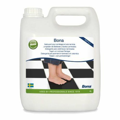 Bona la bellezza dei pavimenti detergente laminati e ceramica