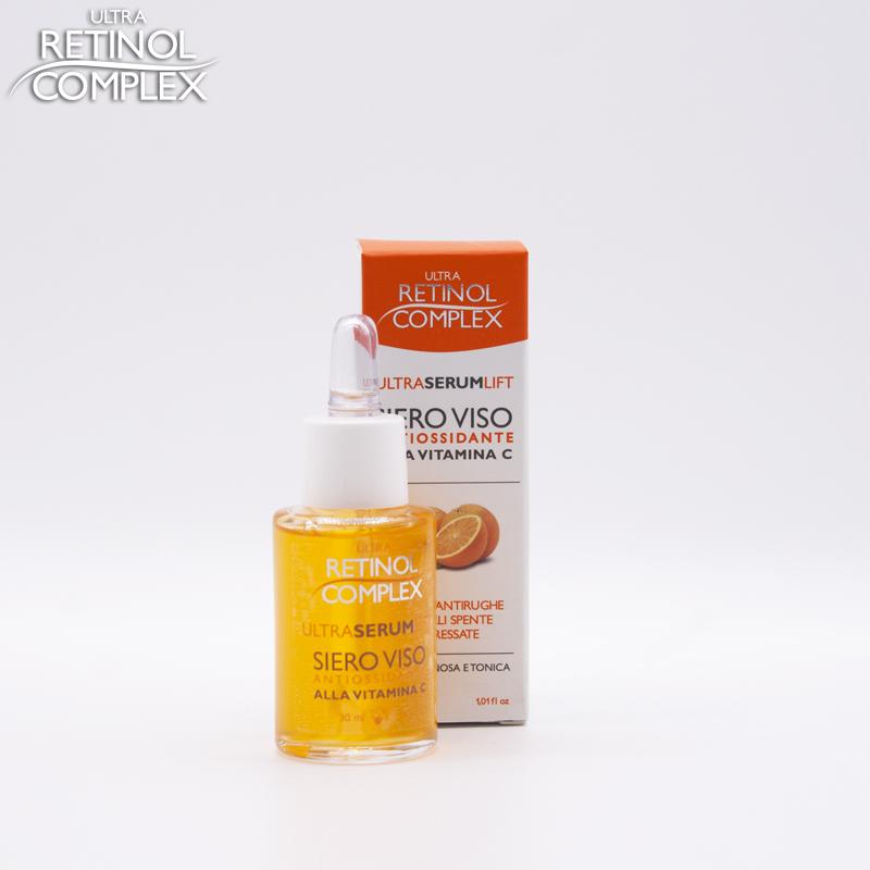 Retinol Complex prodotti di bellezza siero antiossidante