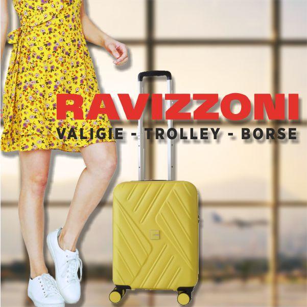Ravizzoni trolley per viaggiare meglio cover