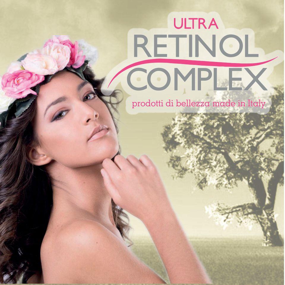 Retinol Complex prodotti di bellezza-mob