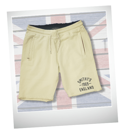 Smithy's spring summer 2019 shorts