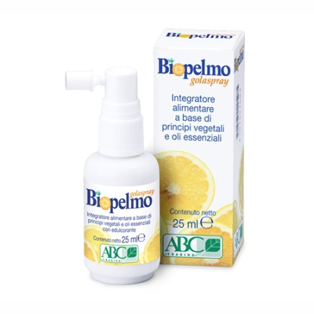 ABC Trading integratori Naturali Biopelmo Gola_Spray