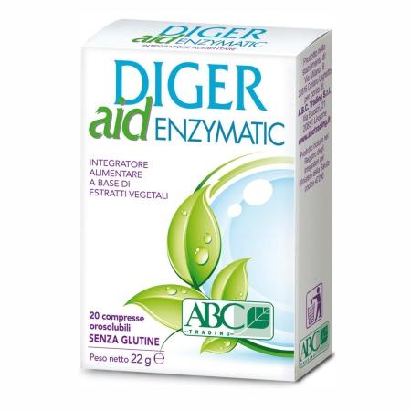 ABC Trading integratori Naturali diger-aid