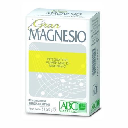 ABC Trading integratori Naturali gran-magnesio