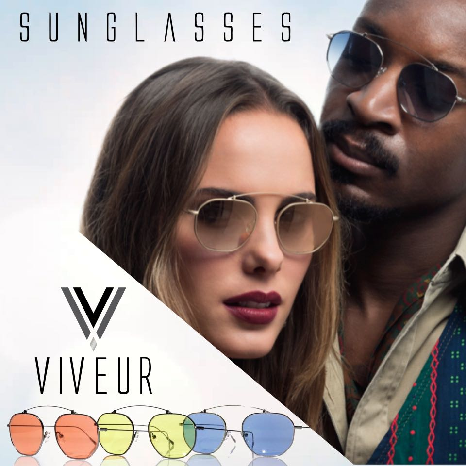 Viveur sunglasses occhiali made in Italy mob