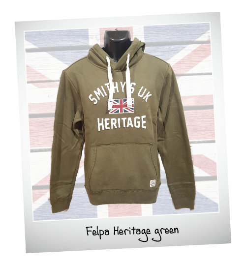 Smithy's autunno inverno 2019 Heritage-green