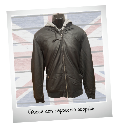 Smithy's autunno inverno 2019 jacket-ecopelle