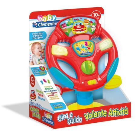 Clementoni imparare giocando gira e guida volante