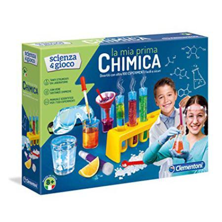 Clementoni imparare giocando la prima chimica